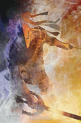 Deathstroke #12 (2017) 1St Printing Dc Universe Rebirth Bagged & Boarded