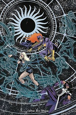Batgirl And The Brids Of Prey #7 (2017) 1St Printing Dc Universe Rebirth