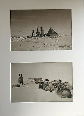 Polar exploration original photographs from the 1934 trans Greenland expedition.