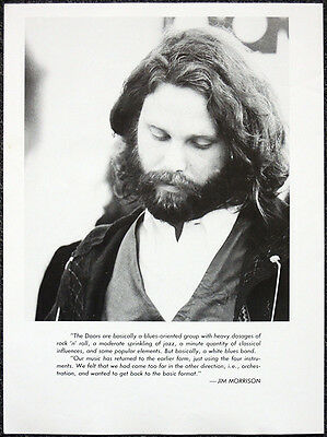 The Doors Poster Page . Jim Morrison . H61