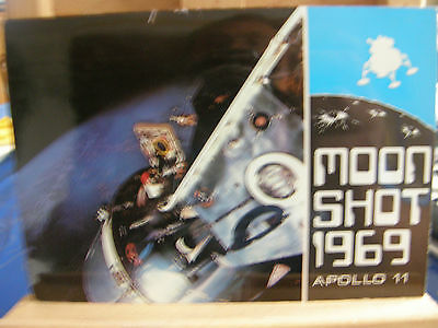 Postcard, Moon Shot 1969, Apollo 11, Stamp & Postmark Cape Canaveral