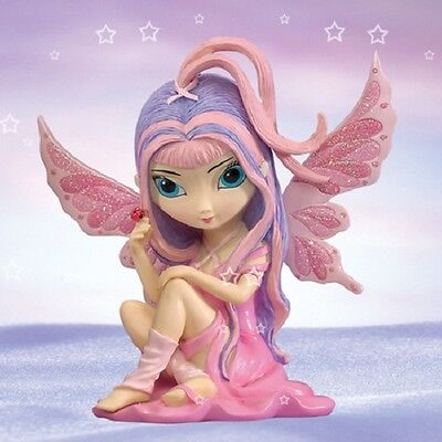 Wish Fairy Figurine - Magic of Hope Fairies Jasmine Becket Griffith