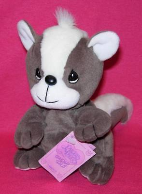 Precious Moments Tender Tails SKUNK Plush animal New With Tags