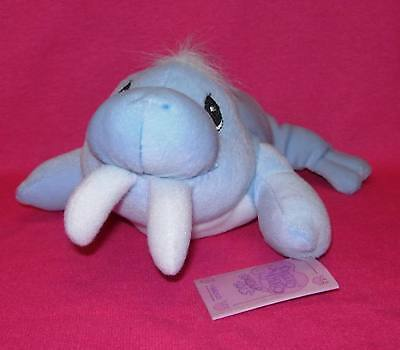 Precious Moments Tender Tails WALRUS Plush animal New With Tags