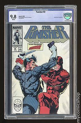 Punisher (1987 2nd Series) #10 CBCS 9.8