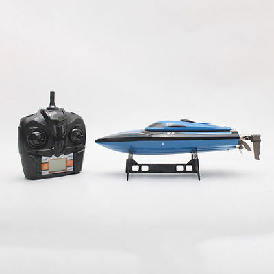 2.4G 4CH Water Cooling High Speed RC Remote Control Simulation Racing Boat GA