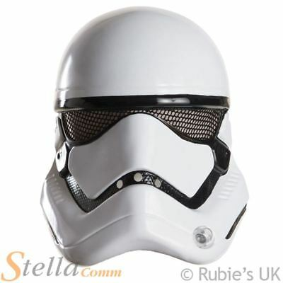 Adult Star Wars Force Awakens Stormtrooper Mask Fancy Dress Costume Accessory
