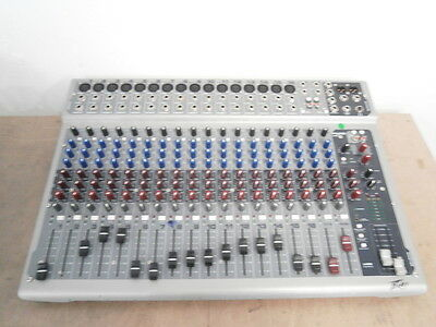 Peavey PV20 USB Music Audio Mixing Desk ** WORKING ** including.VAT !