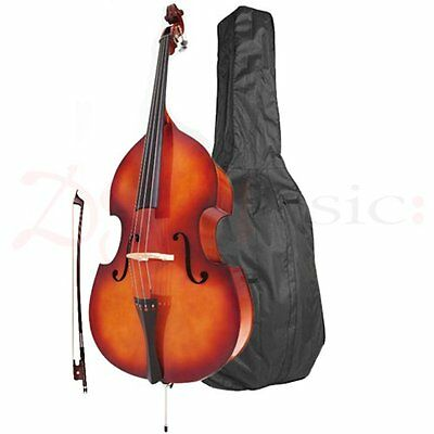 Antoni Debut Double Bass Outfit - 3/4 Sized