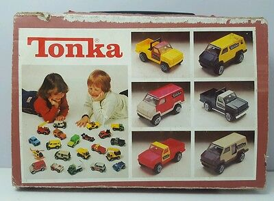 Vintage Tonka Scramblers 6 Car Gift Pack 1978 Ultra Rare Collectable