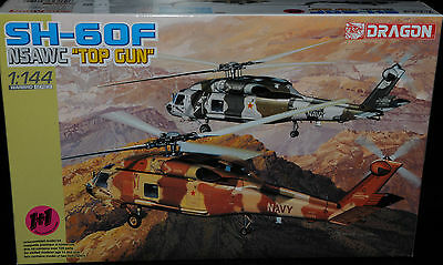 "DRAGON 1/144 SH-60 F NSAWC "" TOP GUN "" / Combo Pack"