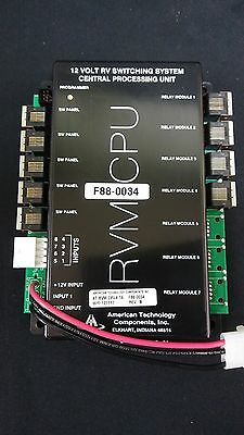 ATC 12 VOLT RV switching system RVM CPU F88-0034