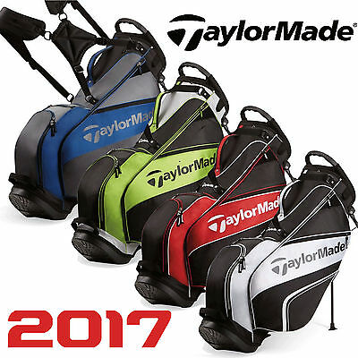 Taylormade Pro Stand 4.0 Duel Strap Carry Golf Bag New 2017 Stock