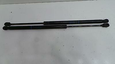 2005 Renault Grand Scenic Mk2 Pair Of Tailgate Gas Struts Shocks 8200377199