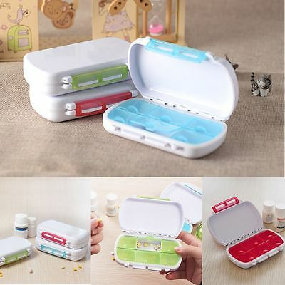Storage Case Medicine Box 6 Parts Hot Sale Pill Box Small Kit Portable Travel