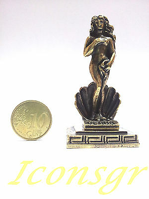 Statue Aphrodite Venus Greek Olympian God Zamac Ancient Miniature Sculpture G