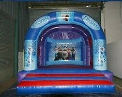 15ft x 15ft disney frozen bouncy castle for sale
