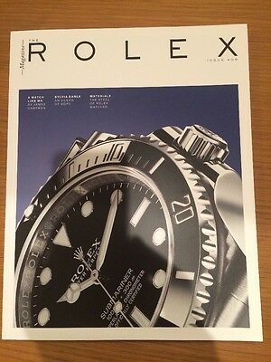 ROLEX Magazine 2016  Issue 6 Submariner