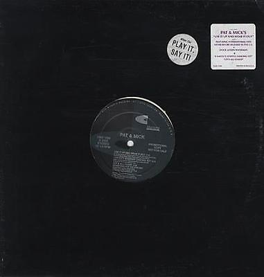 """Pat & Mick Use It Up And Wear It Out 12"""" vinyl single record (Maxi) USA promo"""