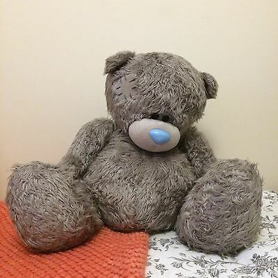 Giant Me To You Tatty Teddy Bear Toy 50 Inches Tall