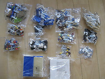NO BOX- LEGO Pirates/Bluecoat Soldiers 40158 Chess Set 20 Minifigures Board Game