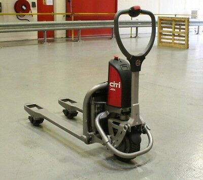 Linde Citi Electric Pallet Truck Perfect Condition