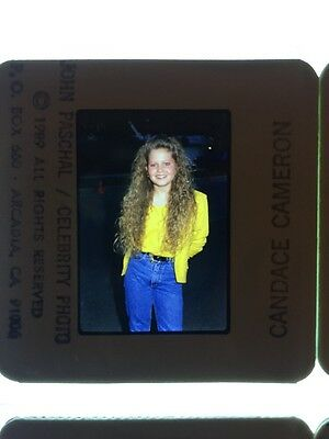 Candice Cameron Cast Full House 285+ Slides Photograph Collection
