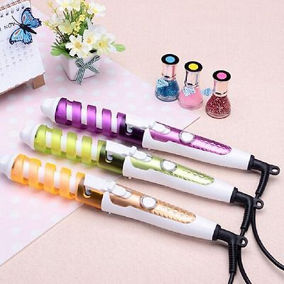 Electric Hair Tool Electrically Heated Hair-curler Hair Curlers Curling Iron