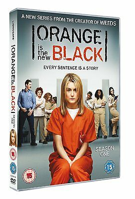 Orange Is The New Black Complete Season 1 New and sealed DVD Box set