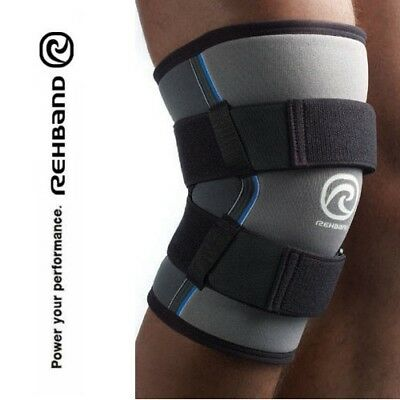 Rehband 7790 Knee Support POWER LINE Crossfit Weightlifting Powerlifting GYM