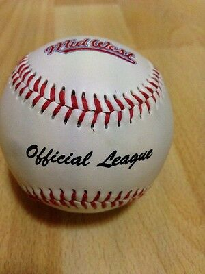 "New Midwest Official League Baseball 9"" League Ball Official Size & Weight UK"