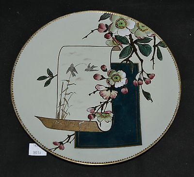 ThriftCHI ~ Pinder & Bourne Burslem Handpainted Collectors Plate