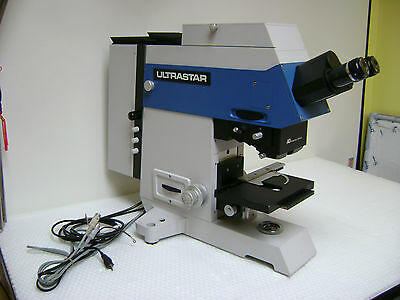 3187  Reichert-Jung Ultrastar Ty: 300602 Inspection Microscope