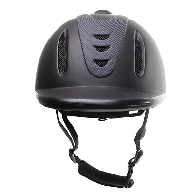 High Strength ABS Vented Western Riding Safety Low Profile Horse Riding Helmet
