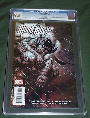 Marvel Comics Moon Knight #2 July 2006 Cgc Graded 9.6