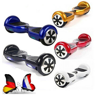 """6.5"""" HOVERBOARD SKATE ELECTRIQUE SCOOTER SELF BALANCE AUTO-ÉQUILIBRAGE 2-Wheel"""