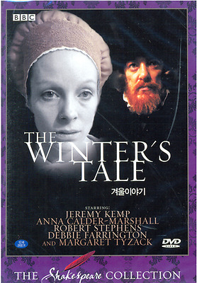 [DVD] BBC THE WINTER'S TALE - The Shakespeare Collection