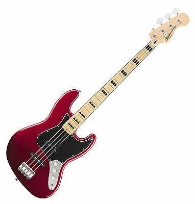 Fender Squier Vintage Modified Jazz Guitar Bass 70 Mn Ca E-Bass Gitarre 4-Saiter