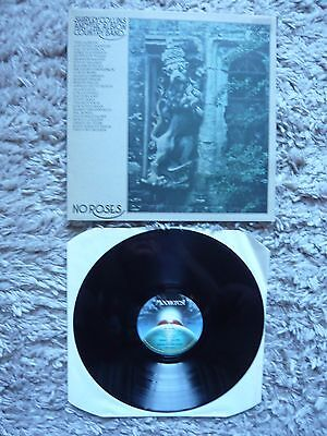 Shirley Collins And The Albion Country Band No Roses Mooncrest UK A1/B1 Vinyl LP