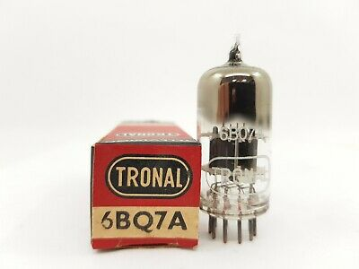 6Bq7A = 6Bz7 = 6Bs8 Tube. Mixed Brands. Nos / Nib. Rcb40