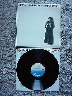 Maddy Prior Woman In The WIngs Steeleye Span 1978 UK Folk Vinyl LP A2/B2 Matrix