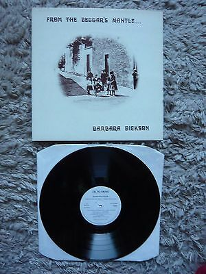 Barbara Dickson From The Beggar's Mantle...Celtic Music Folk Vinyl LP Nic Jones