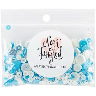 Neat & Tangled Sequin Mix -Ocean Waves