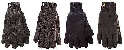 Heat Holders - Homme 2.3 TOG chaud anti froid isolants hiver gants thermiques