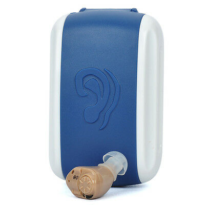 Ear Volume Adjustable Sound Voice Amplifier Hearing Aid K-82 Express post