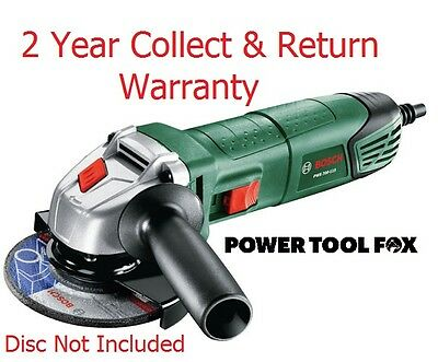 12 ONLY Bosch PWS 700-115 115mm ANGLE GRINDER 240V 06033A2070 3165140593892. '