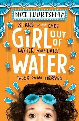 **NEW** - Girl Out of Water (Paperback) 1406366528