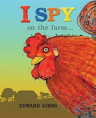 **NEW** - I Spy on the Farm (Paperback) 1848772351