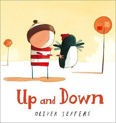 **NEW** - Up and Down (Board book) 0007549652