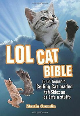 **NEW** - LOLcat Bible (Paperback) 1569757348